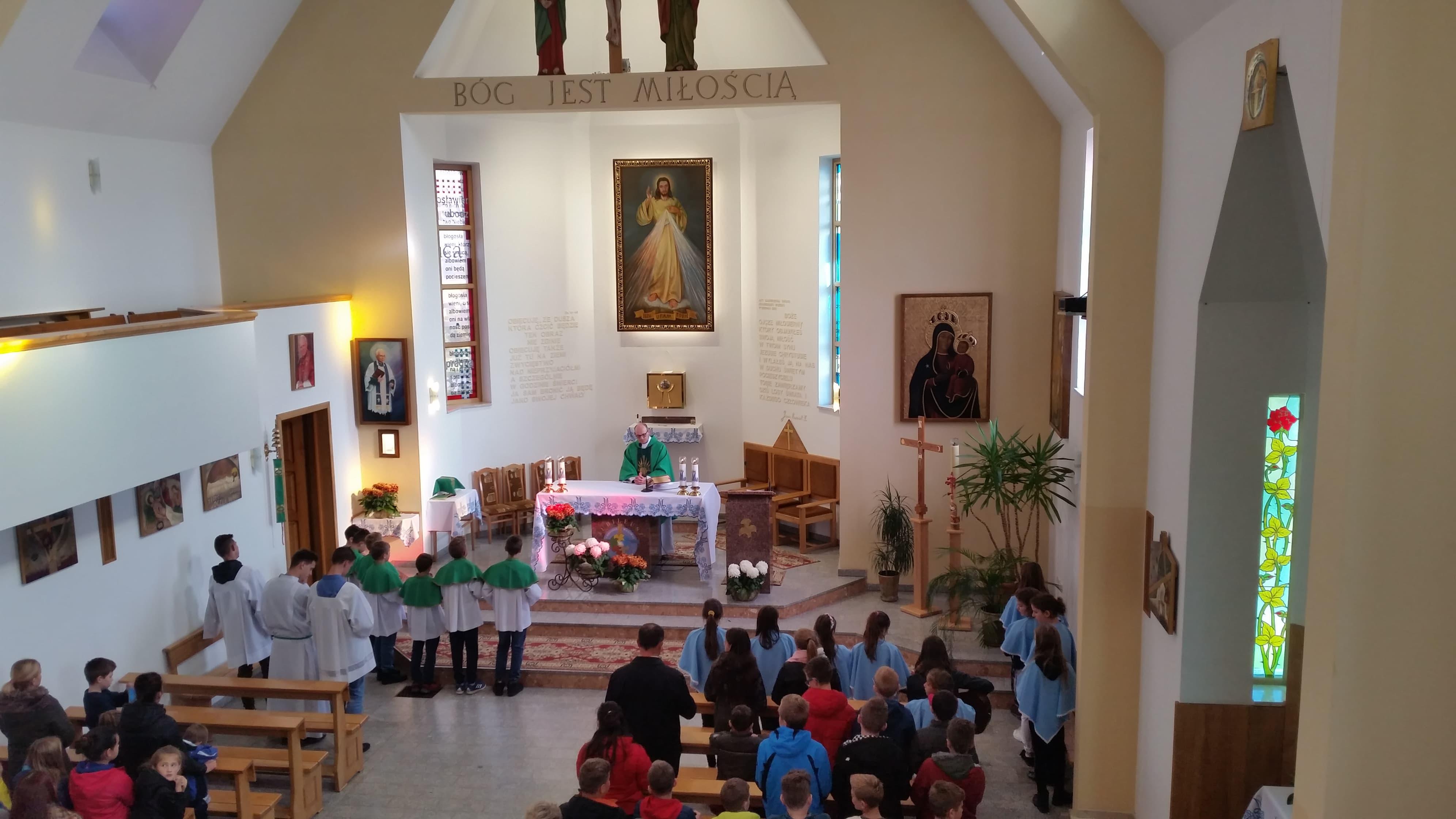 Msza Święta w intencji Agnieszki